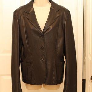Loro Piano Lambskin Jacket size 48